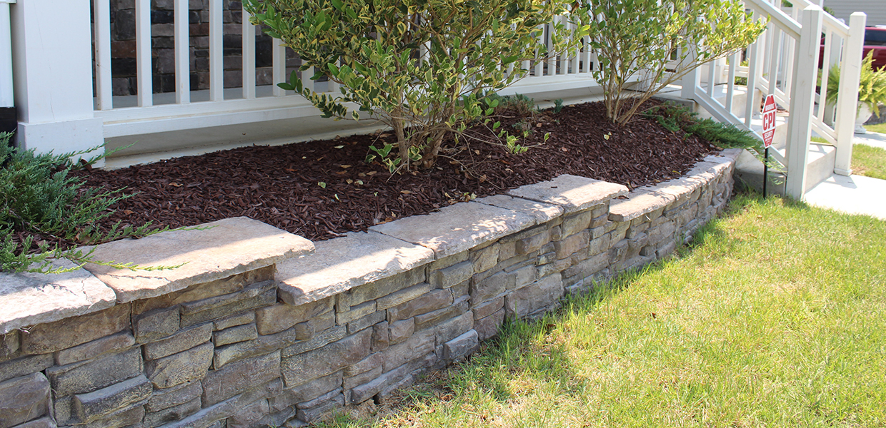 Garden Wall Block By Heritage Block Is Beautiful And Durable