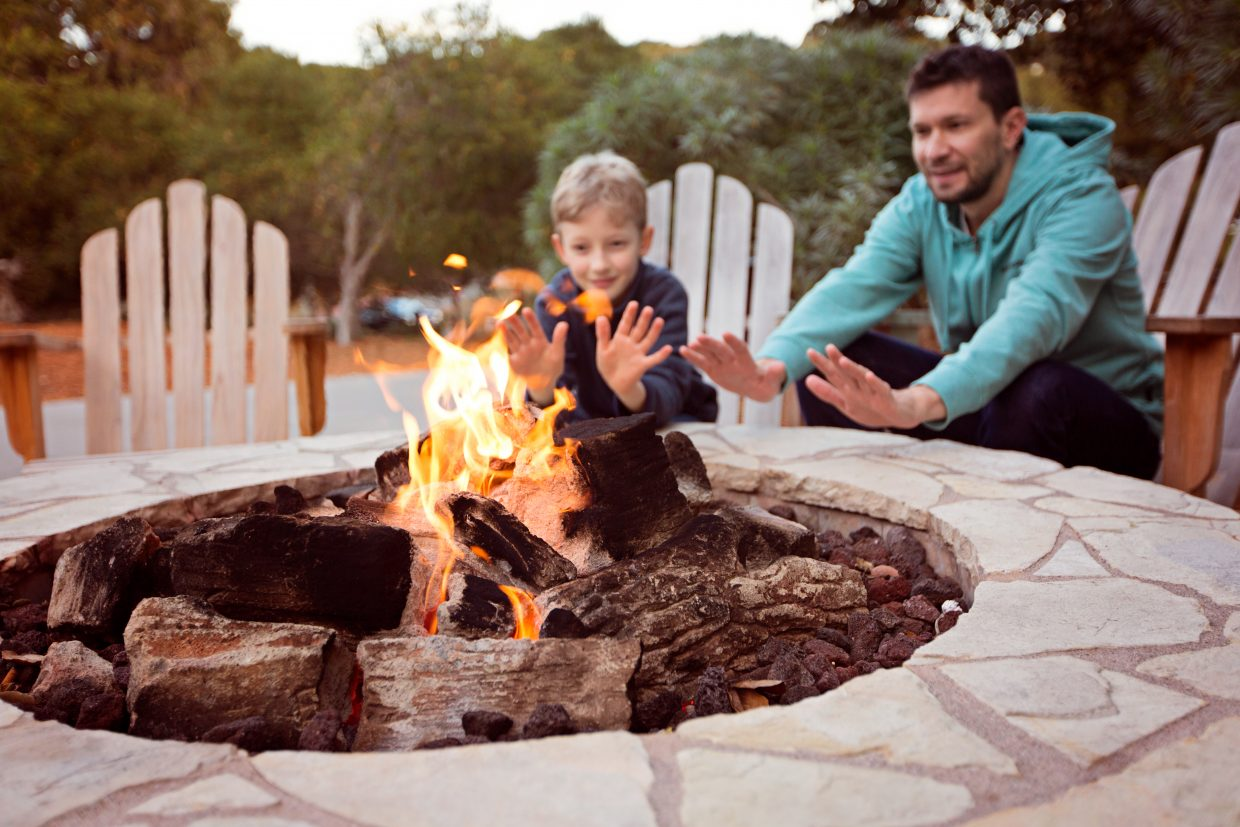 design your own fire pit